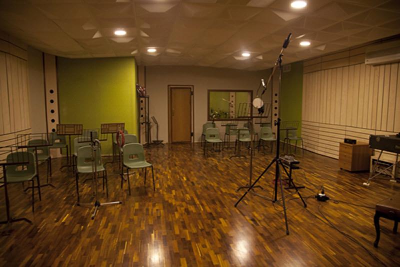 Casa discografica di napoli e dell 39 area vesuviana - Studio di registrazione in casa ...